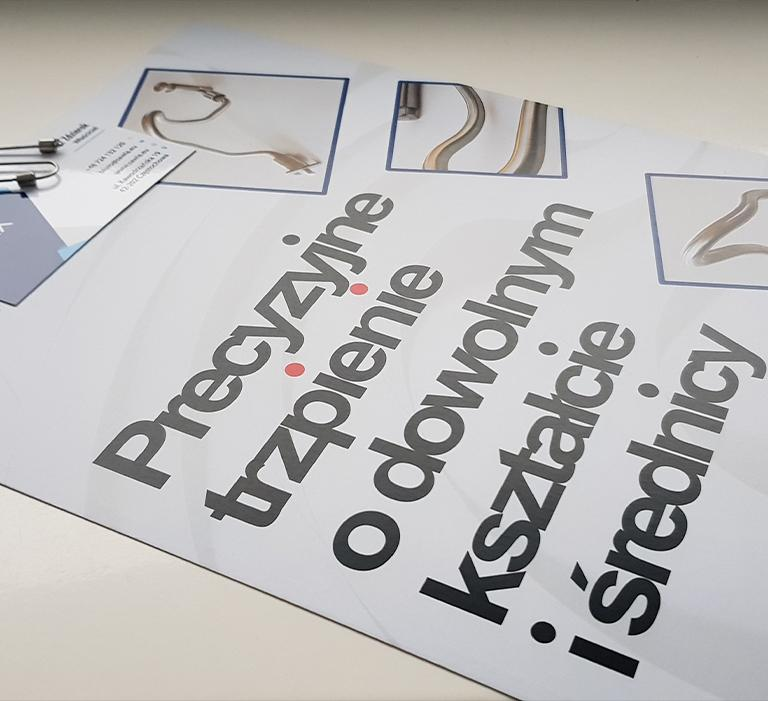plakat firmy